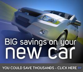 new car huge savings